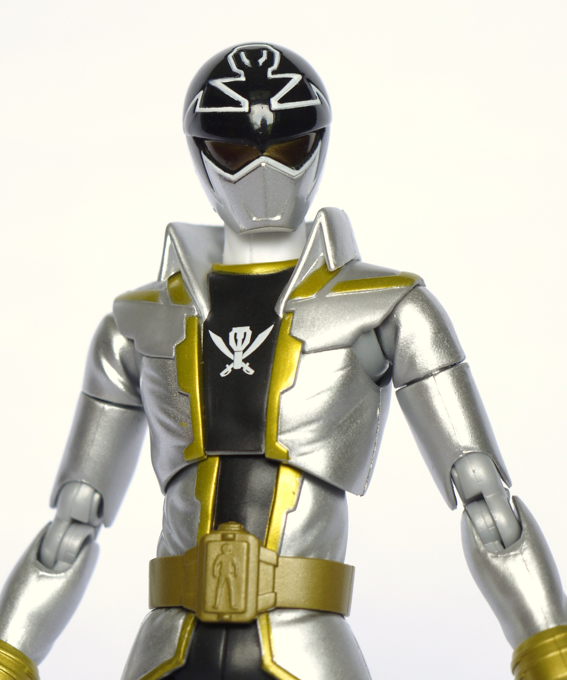 Gokai silver figuarts